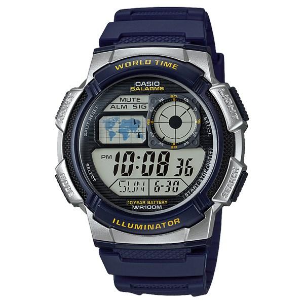 Đồng hồ Nam Casio AE-1000W-2AVDF