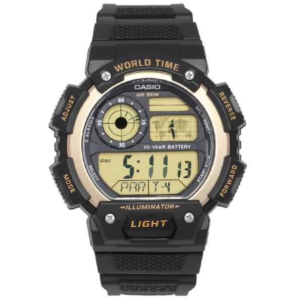 Đồng hồ Nam Casio AE-1400WH-9AVDF
