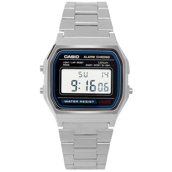 Đồng hồ Unisex Casio A158WA-1DF