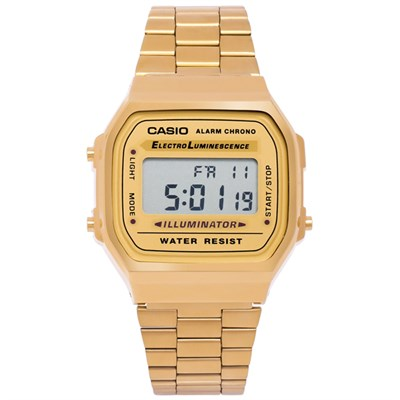 Đồng hồ Unisex Casio A168WG-9WDF