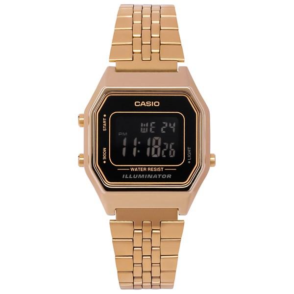 Đồng hồ Unisex Casio LA680WGA-1BDF