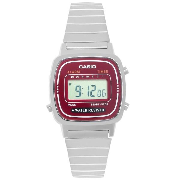 Casio LA670WA-4SDF - Nữ