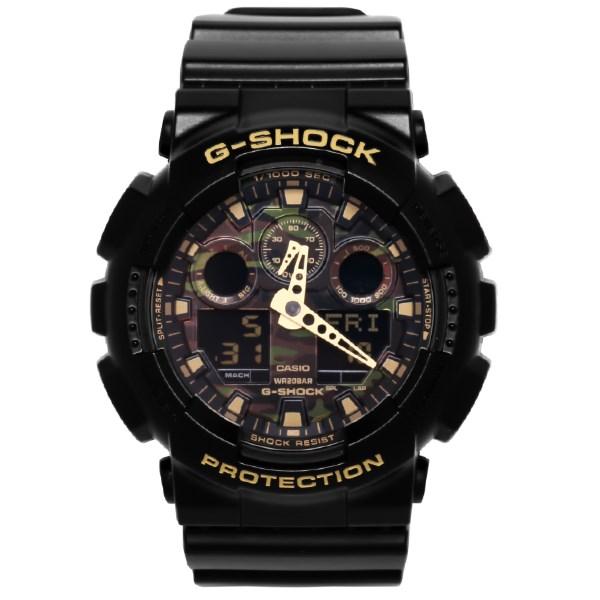 Đồng hồ Nam G-Shock GA-100CF-1A9DR