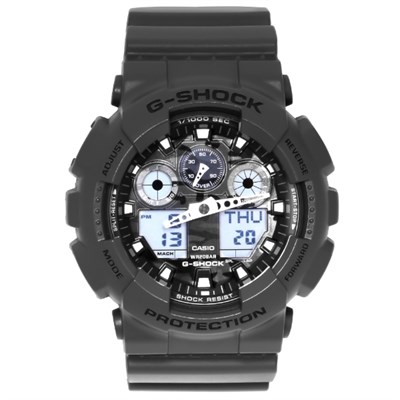 G-Shock GA-100CF-8ADR - Nam