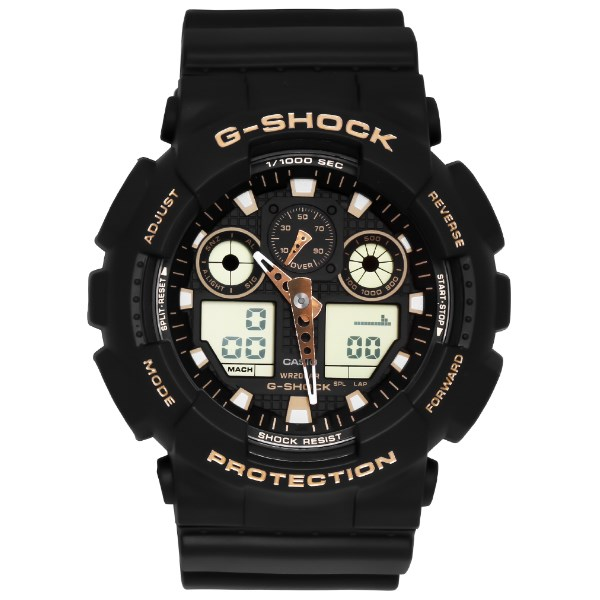 G-shock GA-100GBX-1A9DR - Nam
