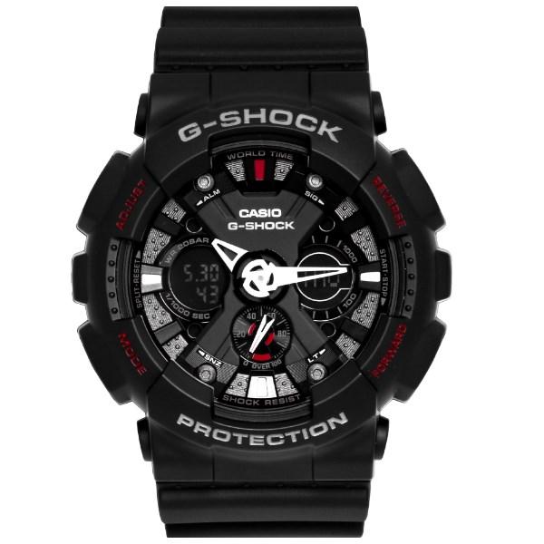 Đồng hồ Nam G-shock GA-120-1ADR