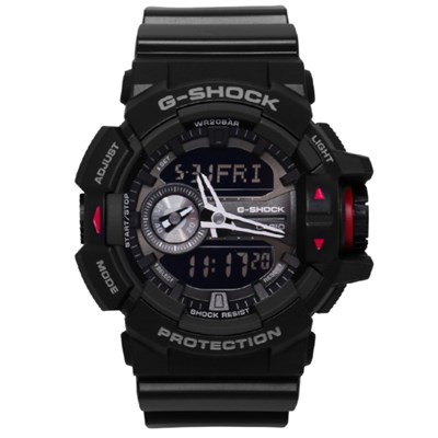 G-Shock GA-400-1BDR - Nam
