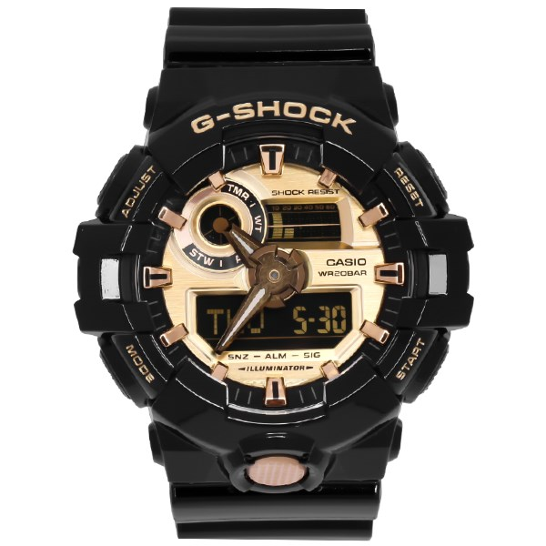 G-shock GA-710GB-1ADR - Nam