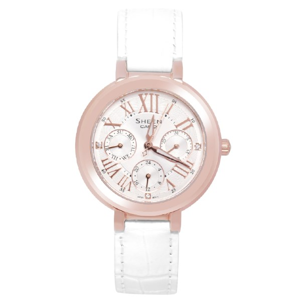 Đồng hồ Nữ Sheen Casio SHE-3034GL-7AUDR