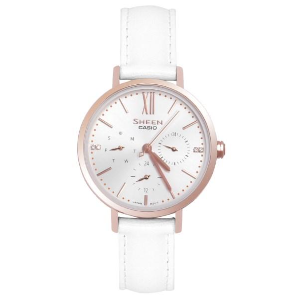 Đồng hồ Nữ Sheen Casio SHE-3064PGL-7AUDF