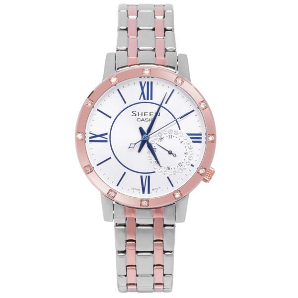 Đồng hồ Nữ Sheen Casio SHE-3046SGP-7BUDF