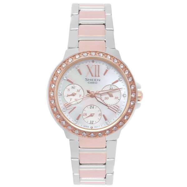 Đồng hồ Nữ Sheen Casio SHE-3052SPG-7AUDR
