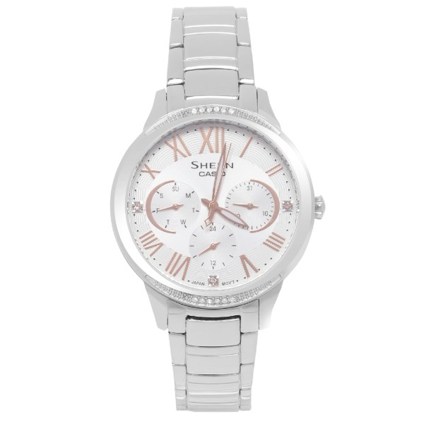Đồng hồ Nữ Sheen Casio SHE-3058D-7AUDR