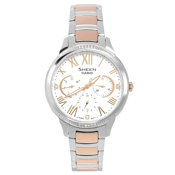 Đồng hồ Nữ Sheen Casio SHE-3058SG-7AUDR