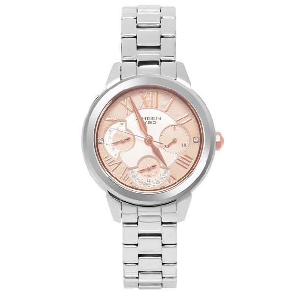 Đồng hồ Nữ Sheen Casio SHE-3059D-9AUDR