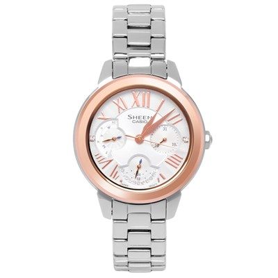 Đồng hồ Nữ Sheen Casio SHE-3059SG-7AUDR