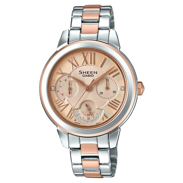Sheen Casio SHE-3059SPG-9AUDR - Nữ