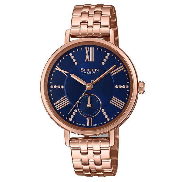 Đồng hồ Nữ Sheen Casio SHE-3066PG-2AUDF