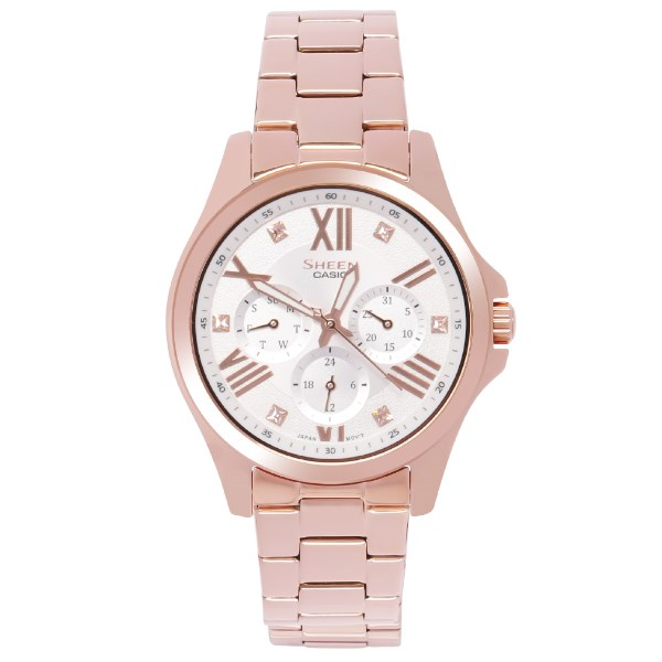 Đồng hồ Nữ Sheen Casio SHE-3806PG-7AUDR