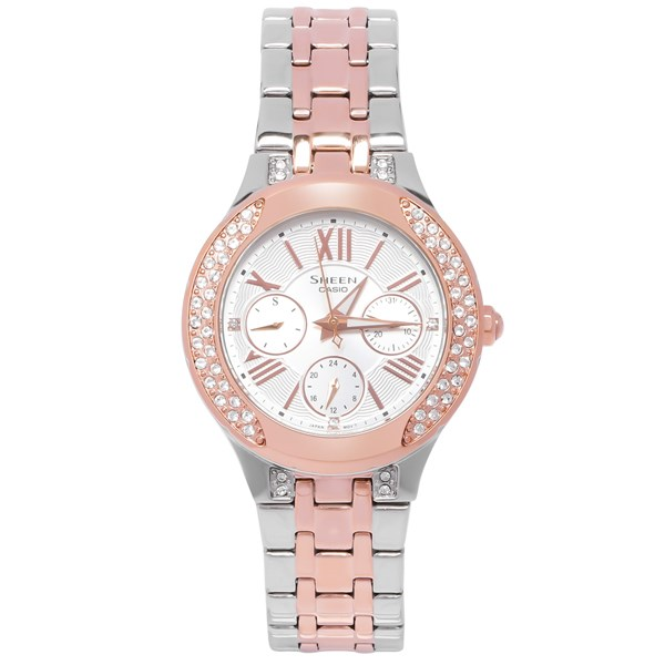 Đồng hồ Nữ Sheen Casio SHE-3809SG-7AUDR