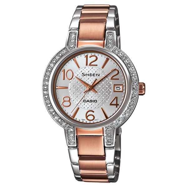 Đồng hồ Nữ Sheen Casio SHE-4804SG-7AUDR