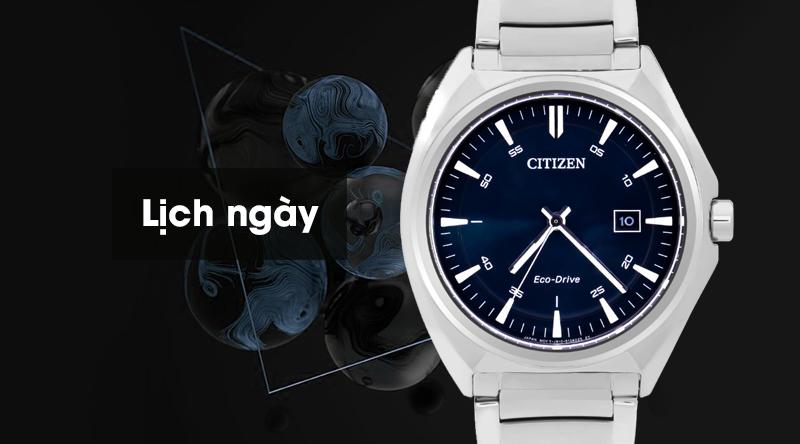 Đồng hồ Nam Citizen AW1570-87L có lịch ngày