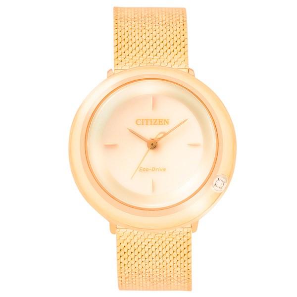 Đồng hồ Nữ Citizen EM0643-84X - Eco-Drive