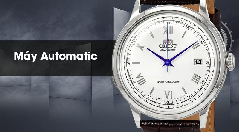 Đồng hồ nam Orient FAC00009W0 - Cơ tự động có bộ máy Automatic bền bỉ