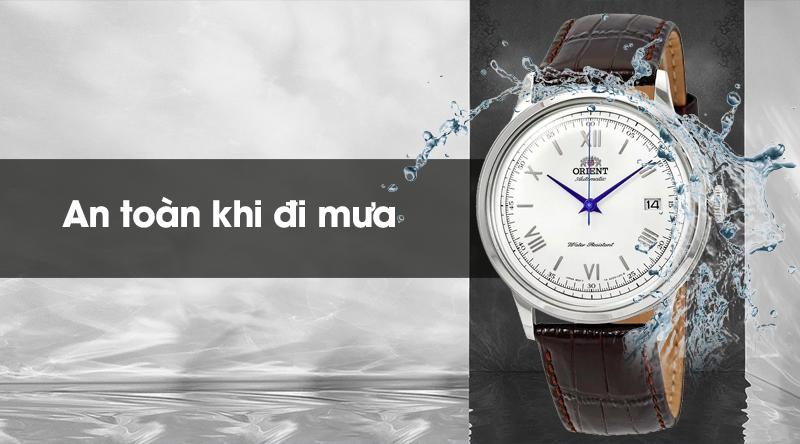 Đồng hồ nam Orient FAC00009W0 - Cơ tự động có hệ số chống nước 3 ATM