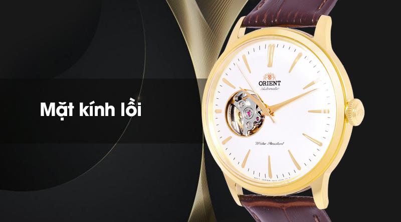 Đồng hồ nam Orient RA-AG0003S10B - Cơ tự động với thiết kế mặt kính lồi