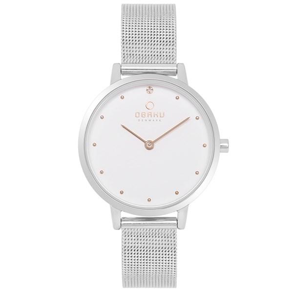 Đồng hồ Nữ Obaku V216LXCIMC
