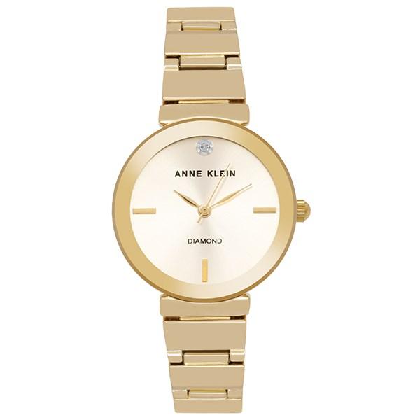 Đồng hồ Nữ Anne Klein AK/2434CHGB