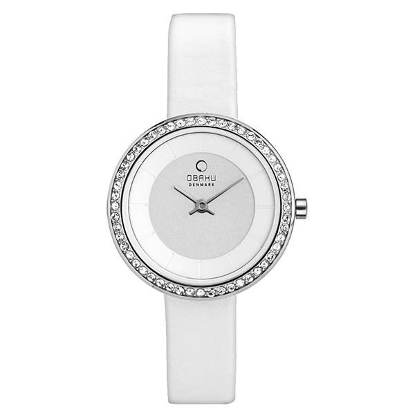 Đồng hồ Nữ Obaku V146LCIRW2