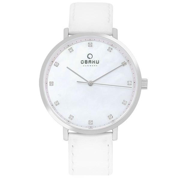 Đồng hồ Nữ Obaku V186LXCPRW