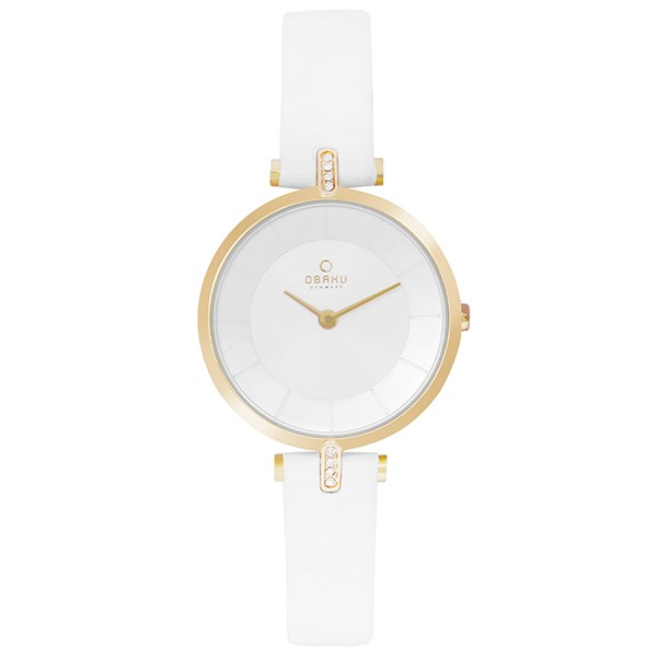 Đồng hồ Nữ Obaku V168LEVIRW