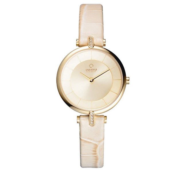 Đồng hồ Nữ Obaku V168LEGGRX