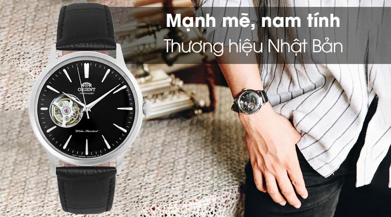 Đồng hồ nam Orient RA-AG0004B10B mạnh mẽ, nam tính