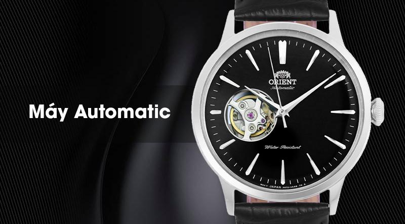 Đồng hồ nam Orient RA-AG0004B10B có máy automatic