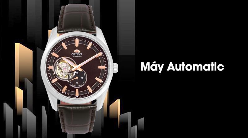 Đồng hồ nam Orient RA-AR0005Y10B có máy Automatic tuổi thọ cao