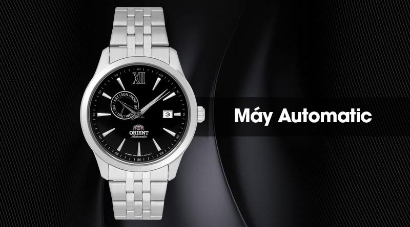 Đồng hồ Nam Orient FAL00002B0 hoạt động nhờ chuyển động cổ tay