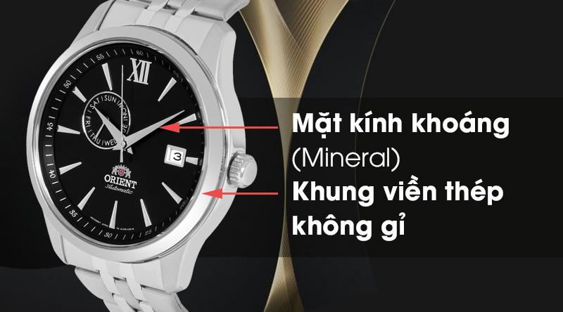 Đồng hồ Nam Orient FAL00002B0 có khả năng chịu lực tốt