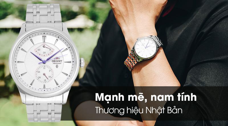 Đồng hồ Nam Orient SFM02002W0, chính hãng, giá rẻ, mẫu mã mới