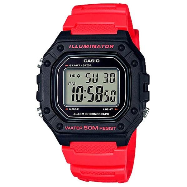 Đồng hồ Nam Casio W-218H-4BVDF