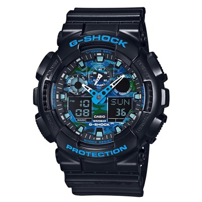 Đồng hồ Nam G-Shock GA-100CB-1ADR