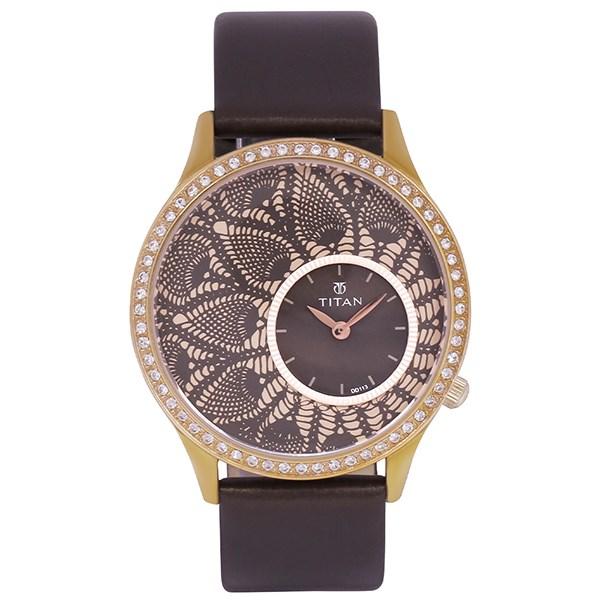 Đồng hồ Nữ Titan 9959WL02