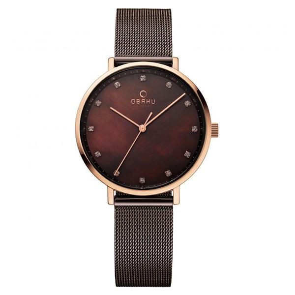 Đồng hồ Nữ Obaku V186LXVNMN