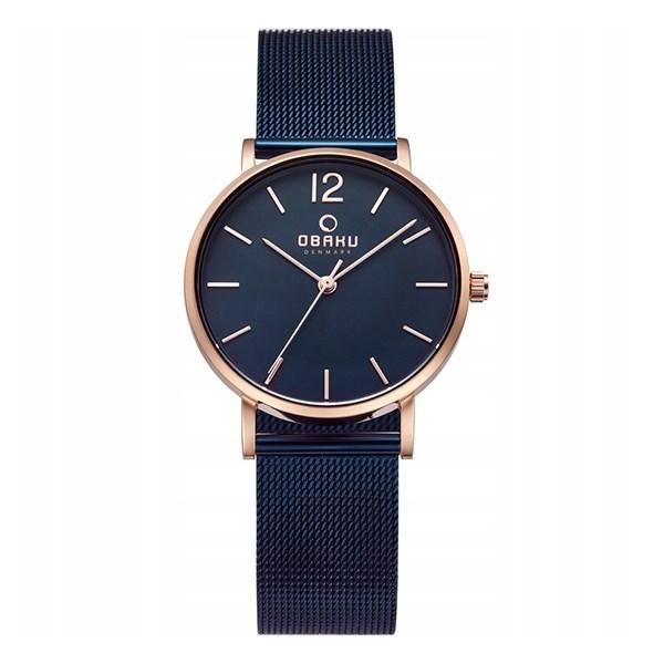 Đồng hồ Nữ Obaku V197LXVLML1