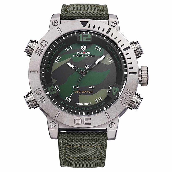 Đồng hồ Nam Weide WH6103-3C