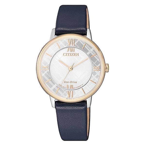 Đồng hồ Nữ Citizen EM0527-18A - Eco-Drive