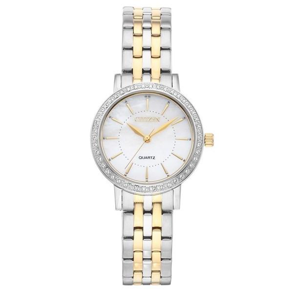 Đồng hồ Nữ Citizen EL3044-89D bạc